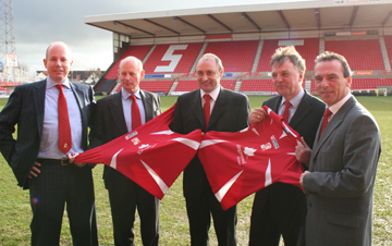 New owners of Swindon Town FC