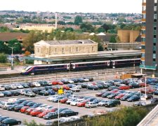 Swindon train station