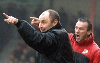 Maurice Malpas and Dave Byrne FA Cup Disaster against Barnet