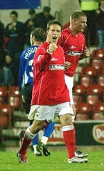 Brian Howard, Swindon Town