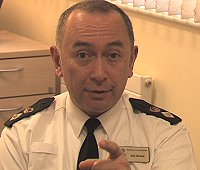 SwindonWeb put Chief Superintendent Paul Howlett in the Hot Seat