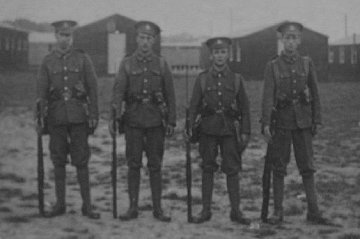 Chiseldon Camp soldiers