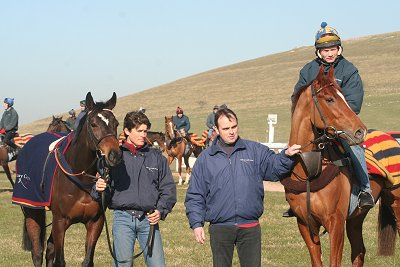 Alan King with Katchit and Voy Per Ustedes