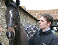 Man From Highworth - John Manners Racing