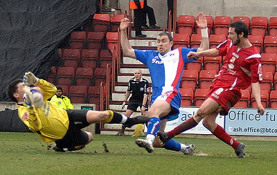 Swindon v Carlisle