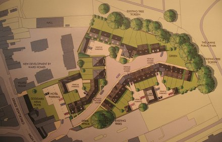 Goddard Arms Swindon Plans
