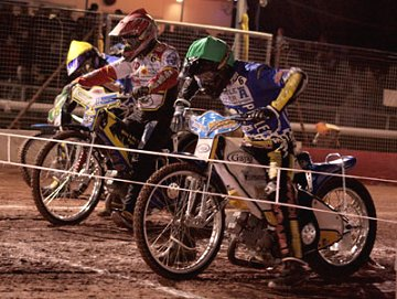 Swindon Robins v Belle Vue