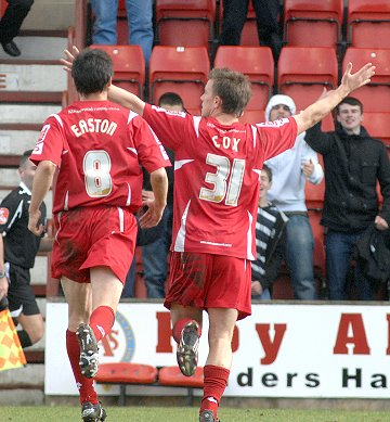 Swindon v Oldham
