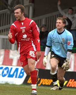STFC v Port Vale 19 April 2008