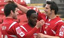 Swindon Town 6 Port Vale 0