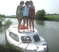Cotswold Boat Hire Lechlade