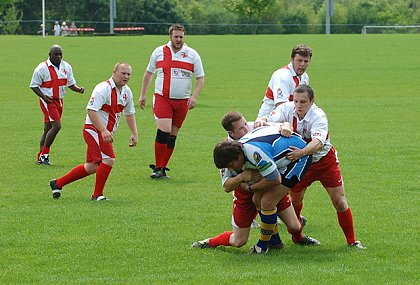 St George v Coventry Bears
