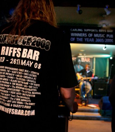 Riffs bar Riffstock 2008