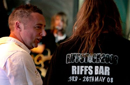 Riffs Bar Swindon Riffstock 2008