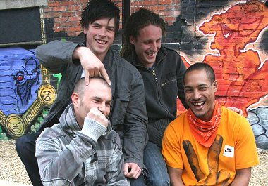 Swindon band Beatbullyz