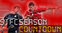 STFC countdown to the new 2008/2009 season