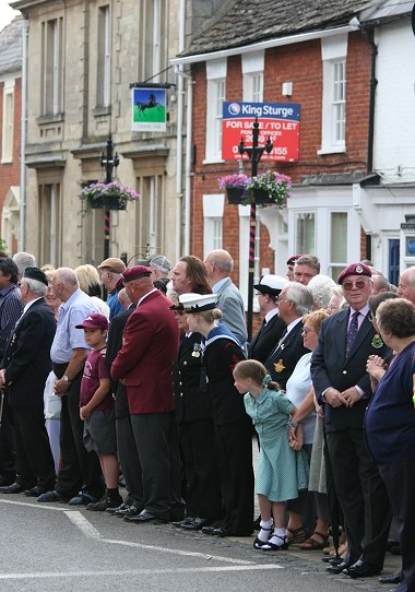 Swindon pays tribute to Afghanistan war heroes