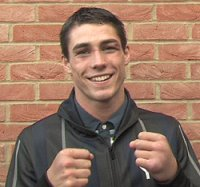 Jamie Cox after Billy Smith fight