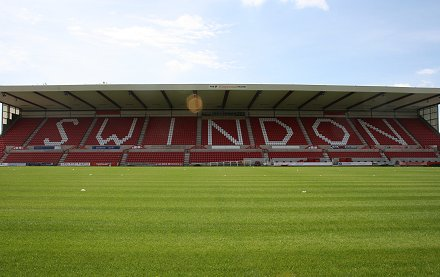 Swindon Town new pitch