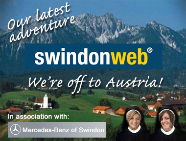 SwindonWeb in Austria