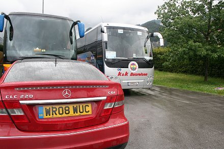 SwindonWeb Mercedes Swindon v Fenerbahce