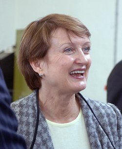 Tessa Jowell in Swindon - 25 April 2006