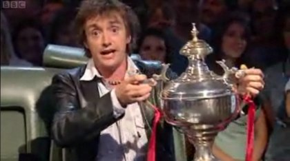 Top Gear Trophy for Services to Common Sense