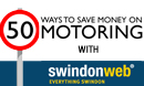 50 ways to save money on motoring