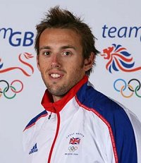 Swindon Olympic Rower Stephen Rowbatham