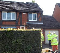 Woman found dead after house fire in Wanborough
