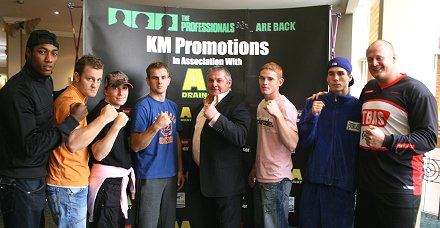 Professional Boxing brought back to Swindon