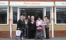 Park Library reopens