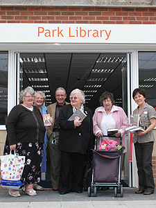 Cavendish Library Re-opening