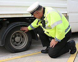 Swindon Borough Council and the police clamp-down on Fly-tippers