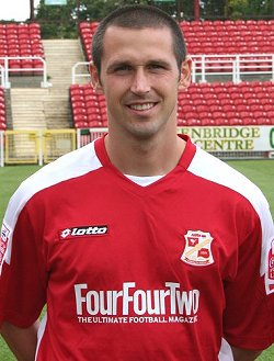 Craig Easton Swindon Town Football Club