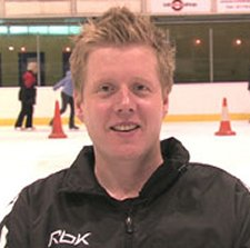 Swindon Wildcats Coach Pete Russell in the SwindonWeb Hot Seat