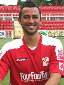 Hasney Aljofree Swindon Town FC