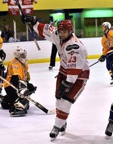Joel Petkoff Swindon Wildcats