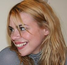 Billie Piper, who gave birth to Winston James Fox at Portland Hospital on 21 October 2008