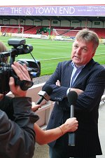 Andrew Fitton Swindon Town chairman