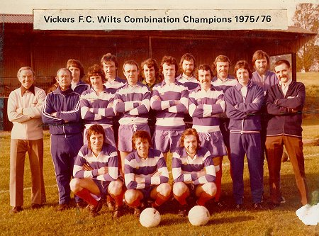 Vickers Football Team
