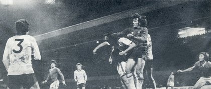 Swindon v Arsenal 11 December 1979