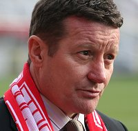 Danny Wilson Swindon Town