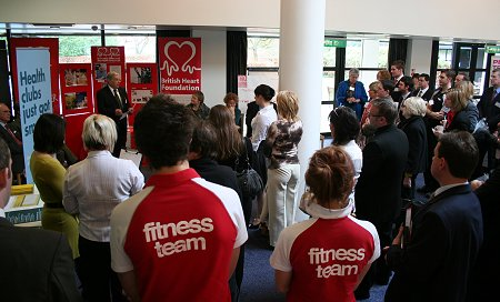 New campaign puts focus on improving Swindon's health and well-being...