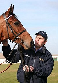 Alan King's Stable Visit