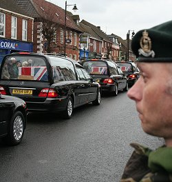 Repatriation Wootton Bassett