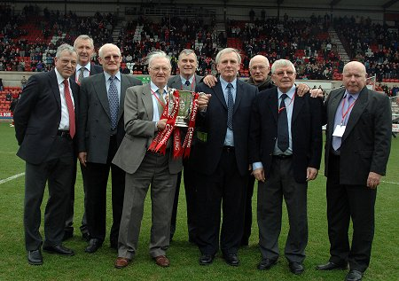 Swindon Town League Cup winners 1969 07 March 2009