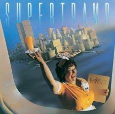 Supertramp Breakfast in America cover