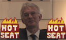 Hot seat -  Jeremy Holt