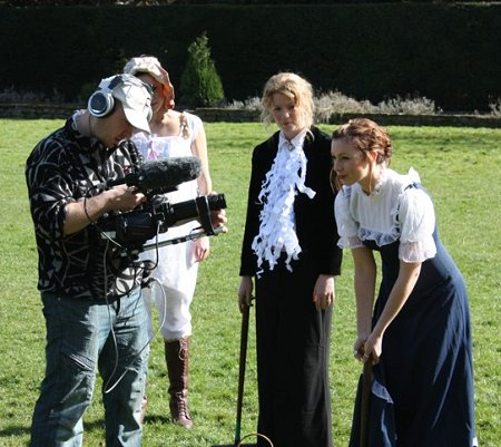 Queens Park Film, 'A Walk in the Park' directed by Jamie Bullock